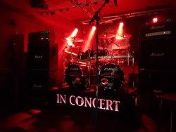 Pitcher - Rock'n'Roll Headquarter Dusseldorf