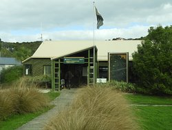 Rakiura National Visitor Centre DOC Office