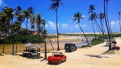 Praia Zumbi