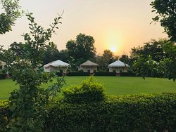 The Ummaid Bagh  Resort