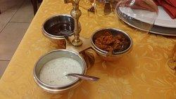 ottimo cibo indiano