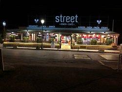 Street Diner Cafe
