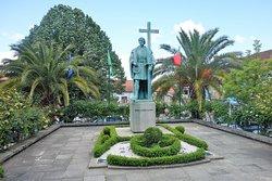 Estatua Pedro Alvares Cabral