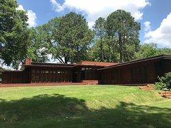 Frank Lloyd Wright's Rosenbaum House