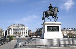 Statue equestre d'Henri IV