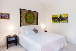 Fuego is room #4 of our 4 original rooms.