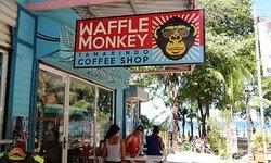 Waffle Monkey