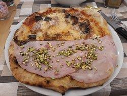 Pizza strepitosa