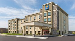 ‪Comfort Inn & Suites – Harrisburg Airport – Hershey South‬