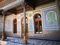 Museum Seni Terapan Negara Uzbekistan
