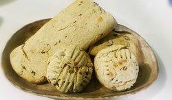 panes integrales que hacemos por pedido para llevar con semillas