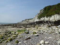 Holywell Retreat Beach