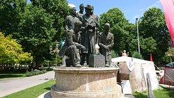 Founders of the Internal Macedonian Revolutionary Organization