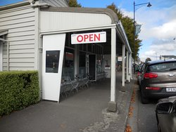 GOOD PLACE FOR BREAKFAST IN GREYTOWN, NEW ZEALAND