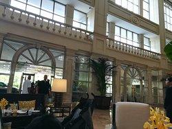 Still one of the romantic hotel