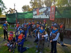 Ground Zero Paintball