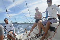 Day Sailing Split Croatia