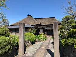 ‪Kaminoyamahan Old Samurai House‬