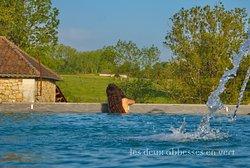 Les Deux Abbesses en Vert BnB Dordogne