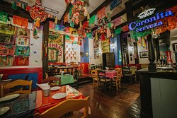 imagen La Cantina Mexicana en Sevilla