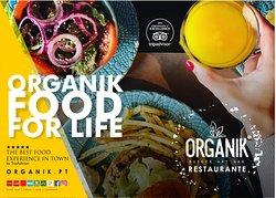 Organik Burger Art Bar