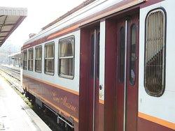 Seatrain Tours - Roma Express