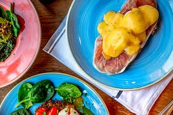 The top 10 eggs benedict in London