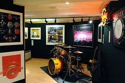 Underground Music Gallery space