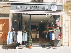 Paris Collection Store