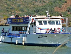 Transguadiana River Cruise