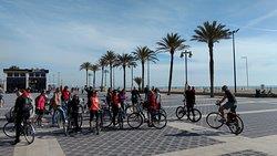 Beach Bikes Valencia