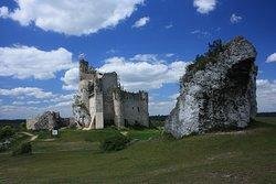 Ruiny Zamku Mirów