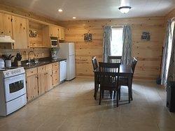 Cottage 14 kitchen