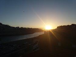 Beautiful sunset - Douro River!