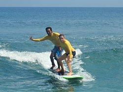 Andre Surf Senggigi School