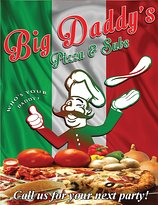 Big Daddy's Pizza & Subs