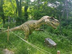 Al Parko dei Dinosauri