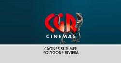 CGR Cagnes Jurassic World Fallen Kingdom