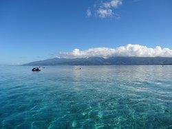 Lagon Tahiti iti, Lagoon Tahiti iti