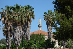 mosque lotzias
