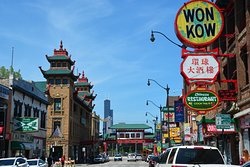 Chicago Chinatown