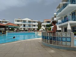 Excellent family resort