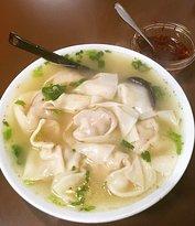Shanghai Wontons Noodle