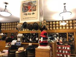 Byrnie Utz Hats