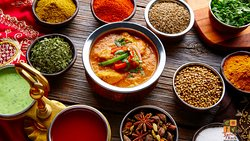 The Spice Rack Indian Kitchen