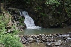 Wodospad Zaskalnik