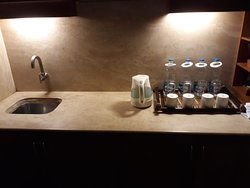 In Suite pantry within 2 bedroom suite