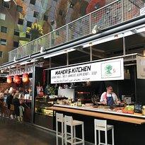 鹿特丹Markthal拱廊市场