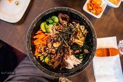 Bi Bim Bap Korean Stonebowl Riceteria