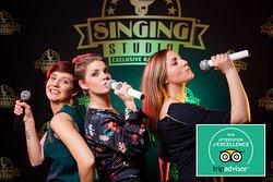 Singing Studio - Karaoke boxes